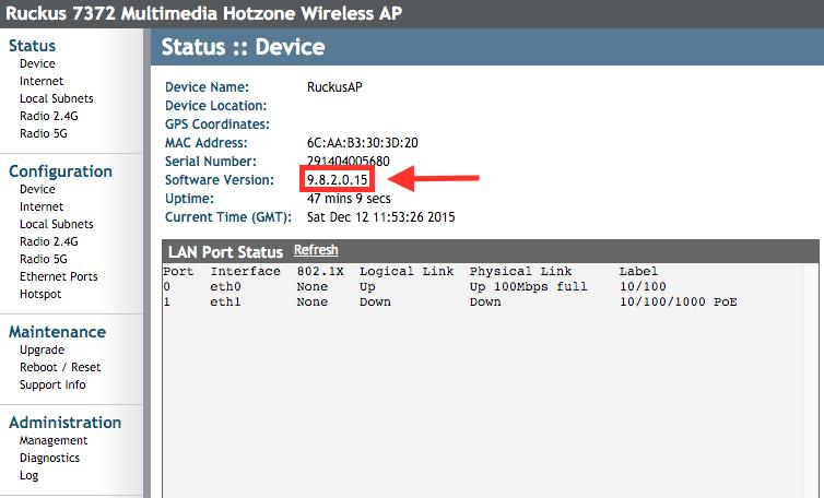 hotspot-wspot-ruckus-versao-firmware