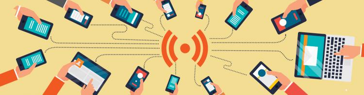 Use sua rede Wi-Fi para vender mais!
