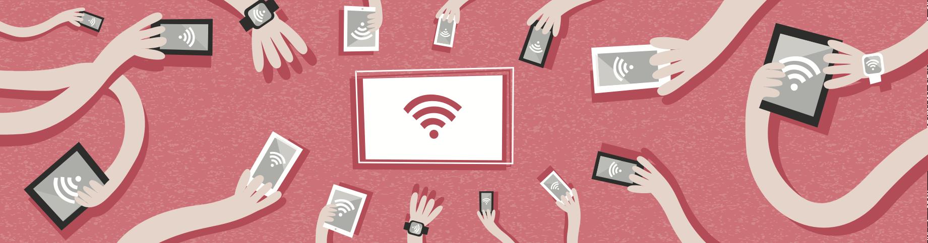 6 motivos para oferecer Wi-Fi sem senha aos seus clientes