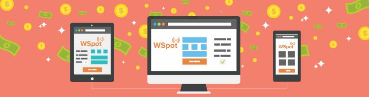 Como usar o WSpot para lucrar mais