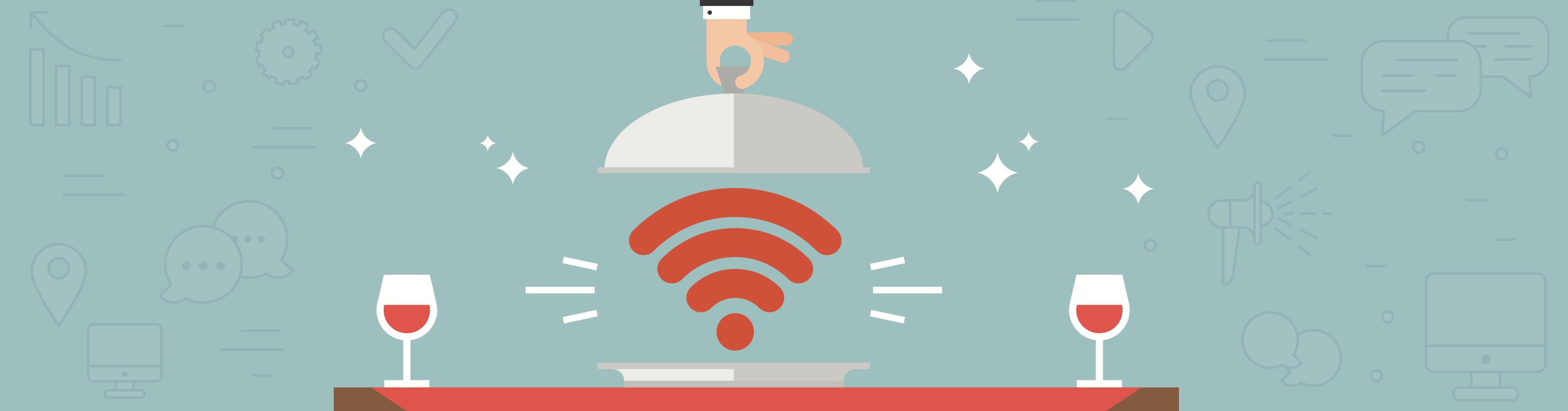 Por que oferecer hotspot em bares e restaurantes