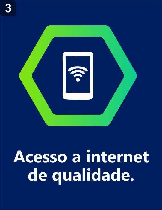 acesso a internet