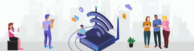 oferecer wi-fi de qualidade