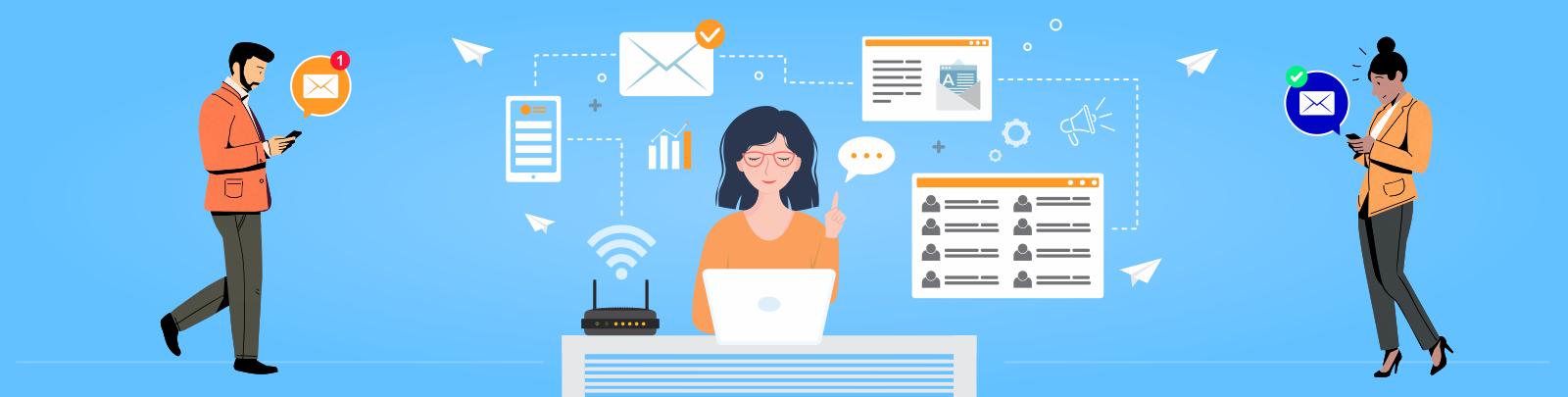 SMS Marketing no WSpot