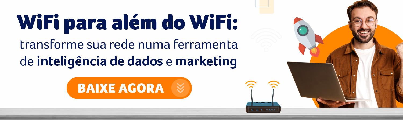 Dados do WiFi e marketing